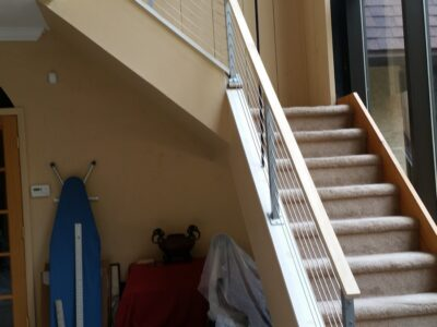 I5 Stainless Steel Cable Railing