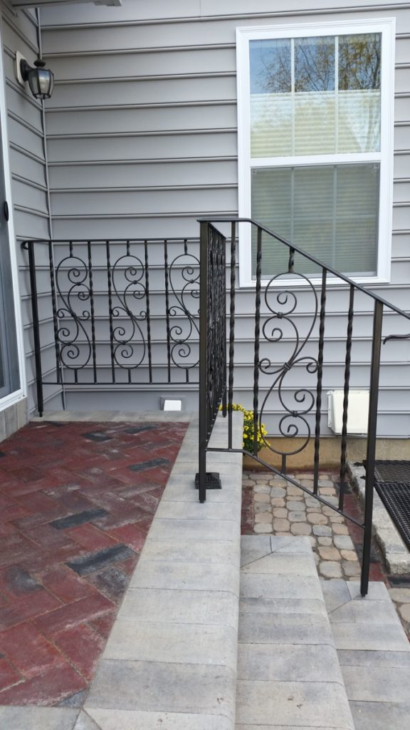 Residential Railings - R.L. Quinn & Son