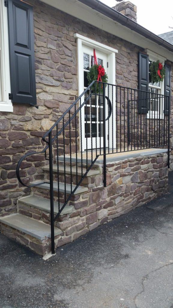 Commercial railings r l quinn son