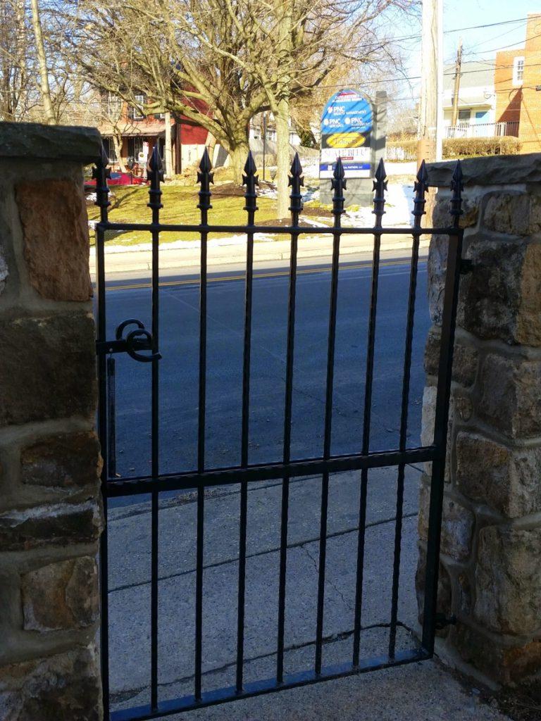 Entrance Gates R L Quinn Amp Son